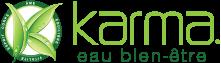 Eau de bien-être Karma Logo